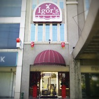 Bukit Darmo Boulevard Outlet - Igor's Pastry store