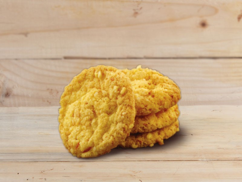 Crispy Orange Cookies - Igor's Pastry products