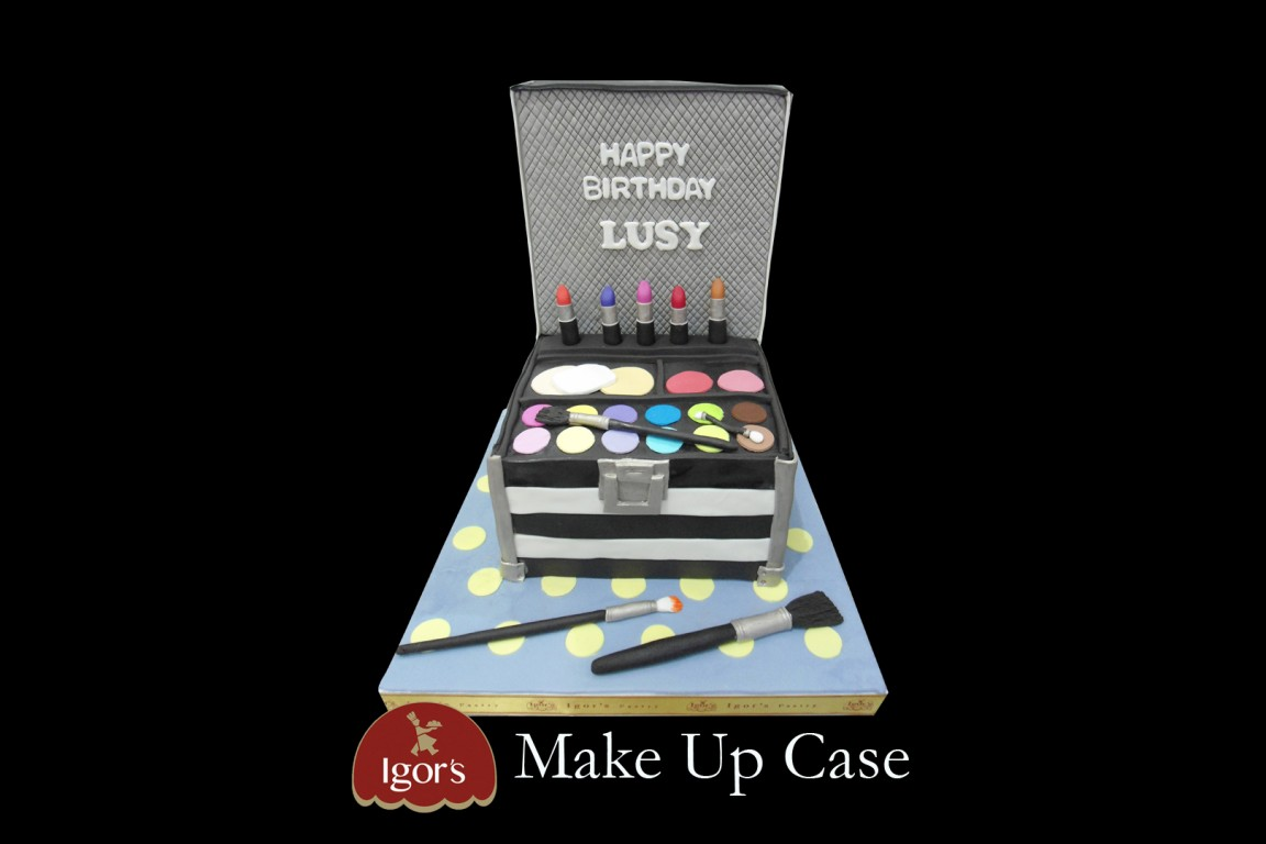 Make Up Case - Igor's Pastry products