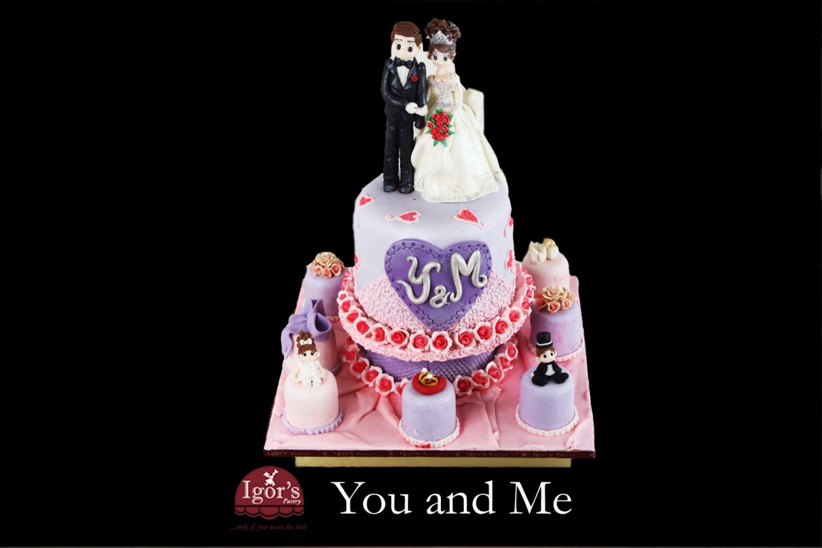 You and Me - Igor's Pastry products