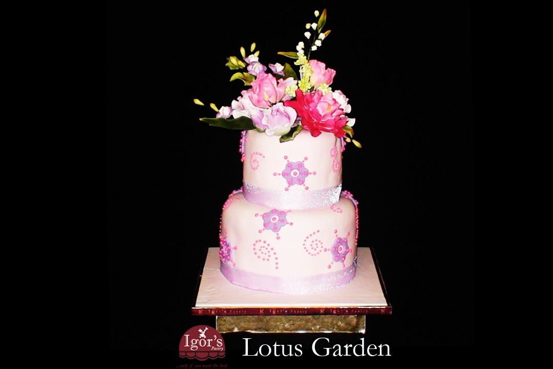 Lotus Garden - Igor's Pastry products