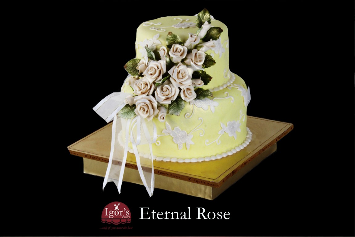 Eternal Rose - Igor's Pastry & Cafe | The Best Fine Pastry in Surabaya products