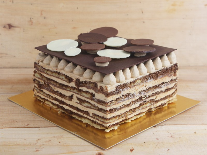 Chocolate Opera - Igor's Pastry products