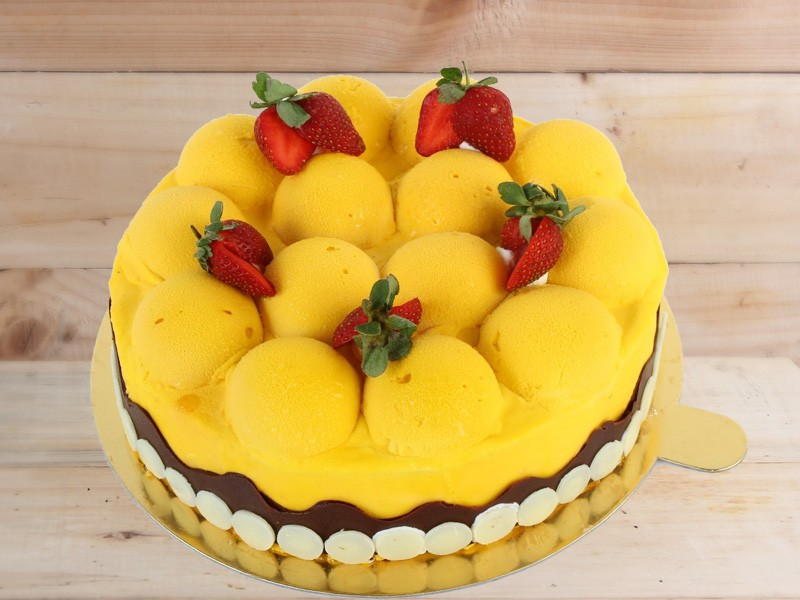 Durian Ice Cake - Igor's Pastry products