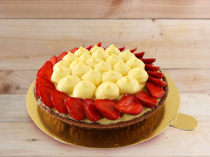 Passion Fruit Pie - Igor's Pastry products