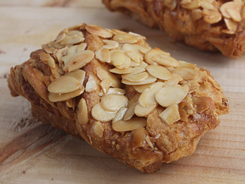 Honey Almond Twist - Igor's Pastry & Cafe | The Best Fine Pastry in Surabaya products