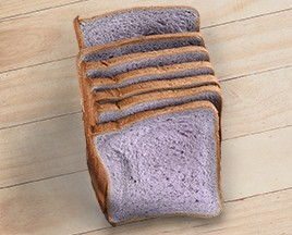 Ube Toast - Igor's Pastry products