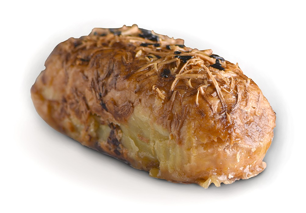 Honey Banana Bun - Igor's Pastry & Cafe | The Best Fine Pastry in Surabaya products