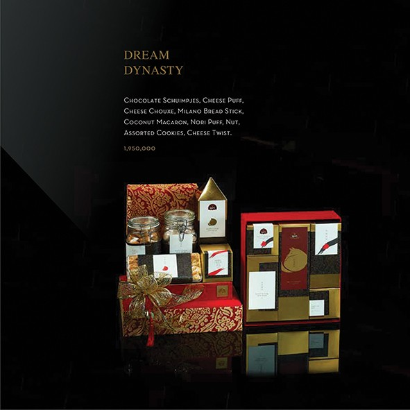 Dream Dynasty - Igor's Pastry products