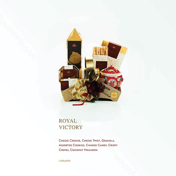 Royal Victory - Igor's Pastry products