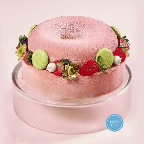 Kopyor Non-Dairy Iced Cake - Igor's Pastry & Cafe | The Best Fine Pastry in Surabaya products