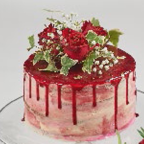 Cherry Amarena Cake - Igor's Pastry & Cafe | The Best Fine Pastry in Surabaya products