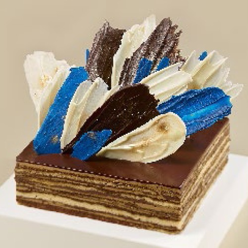 Opera Cake - Igor's Pastry & Cafe | The Best Fine Pastry in Surabaya products