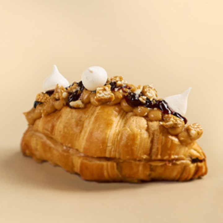 Peanut Butter Jelly Croissant - Igor's Pastry & Cafe | The Best Fine Pastry in Surabaya products