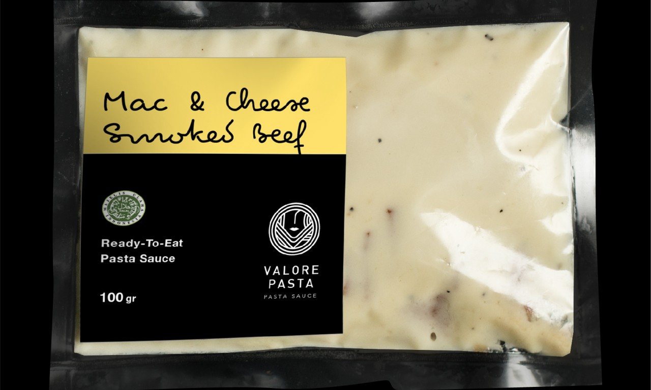 Mac & Cheese Smoked Beef - Igor's Pastry & Cafe | The Best Fine Pastry in Surabaya products