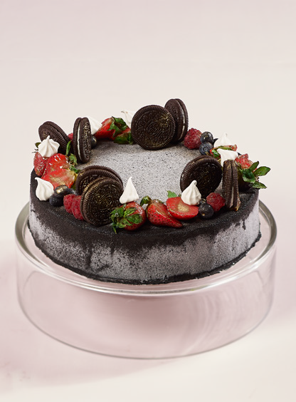 Choco Non-Dairy Iced Cake - Igor's Pastry & Cafe | The Best Fine Pastry in Surabaya products